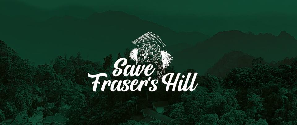 Fears Realised, over 15-storey development in Fraser's Hill?
