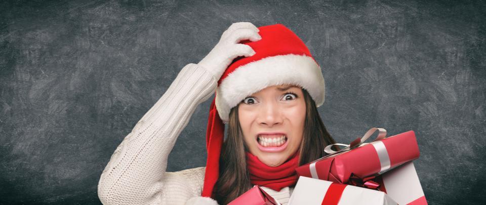 Tis' the season to be jolly?