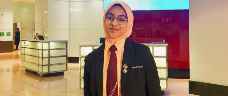World Children's Day 2020: Nurul Rifayah, Teen Activist!
