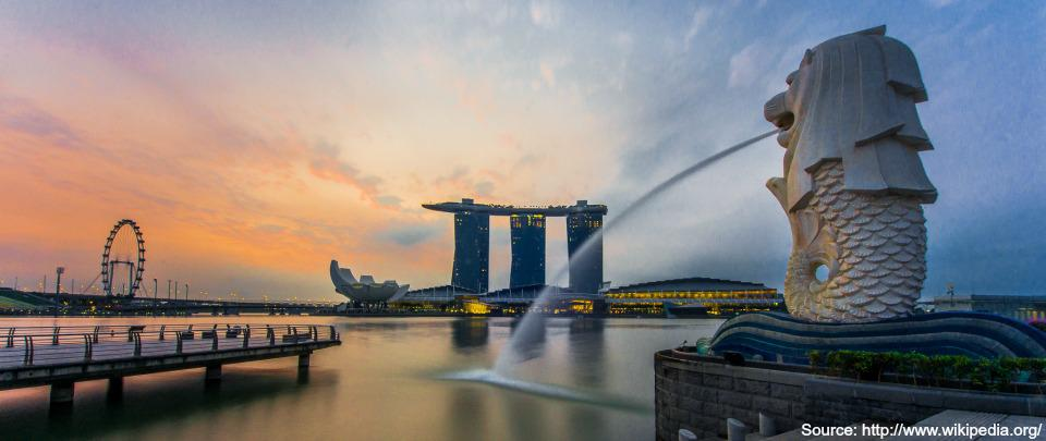 Singapore Narrowly Averts a Technical Recession