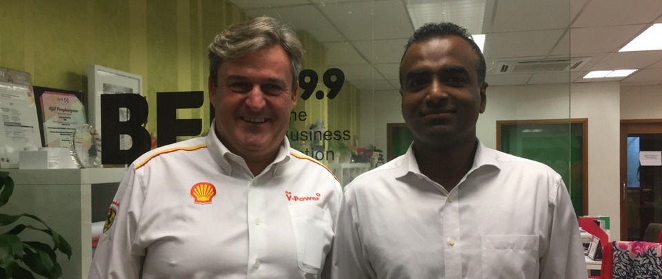 Shell - Reimagining the Petrol Station