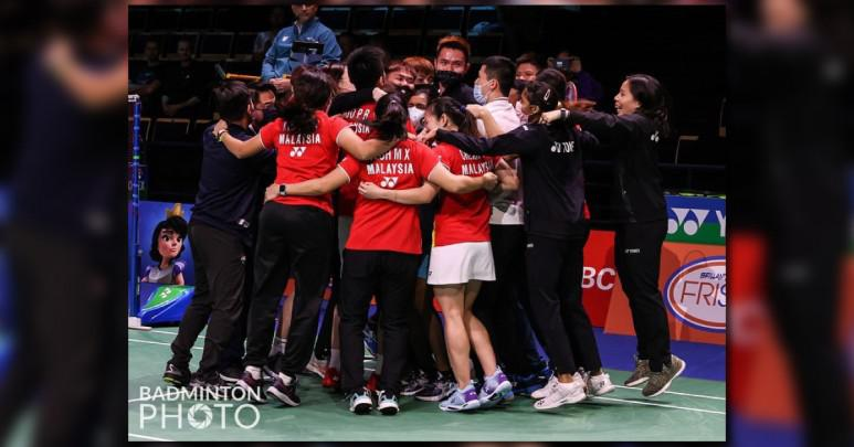 Sudirman Cup: Young Shuttlers Make History