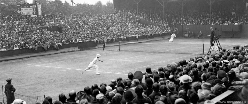 Bar None : The Wimbledon Prestige