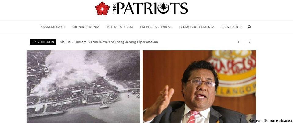 The Patriots - Membudayakan Wacana Ilmiah