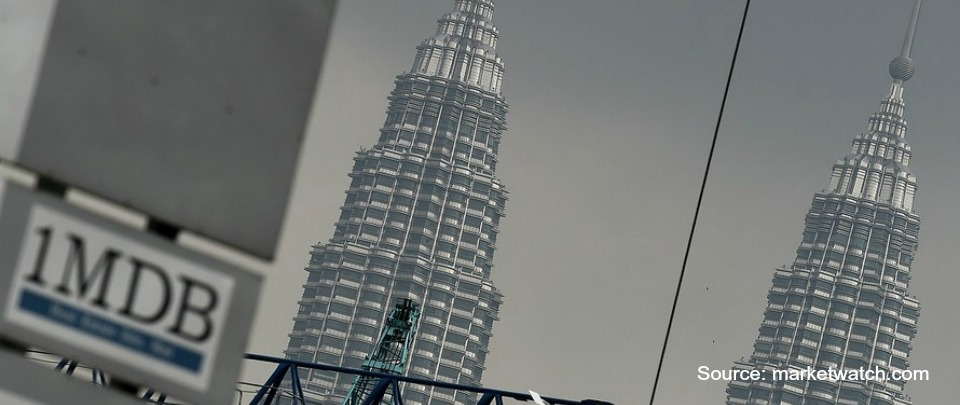 1MDB:Still A Drag On Corporate Governance Ranking