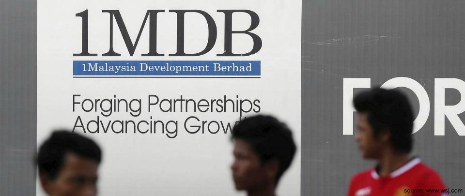 1MDB's
