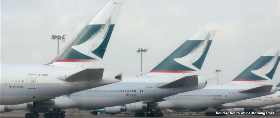Soft Landing for 600 Cathay Staff?