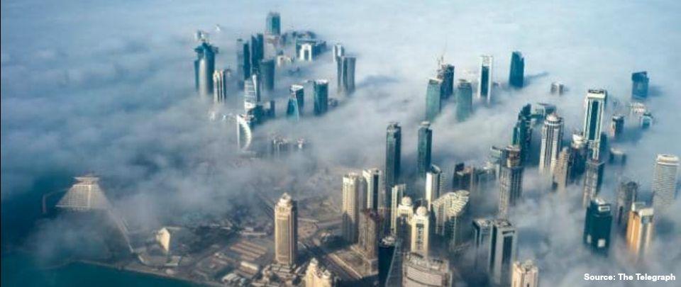 Gulf Between Qatar and Neighbours