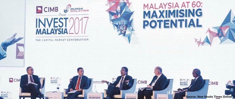Malaysia Sells Growth and Governance