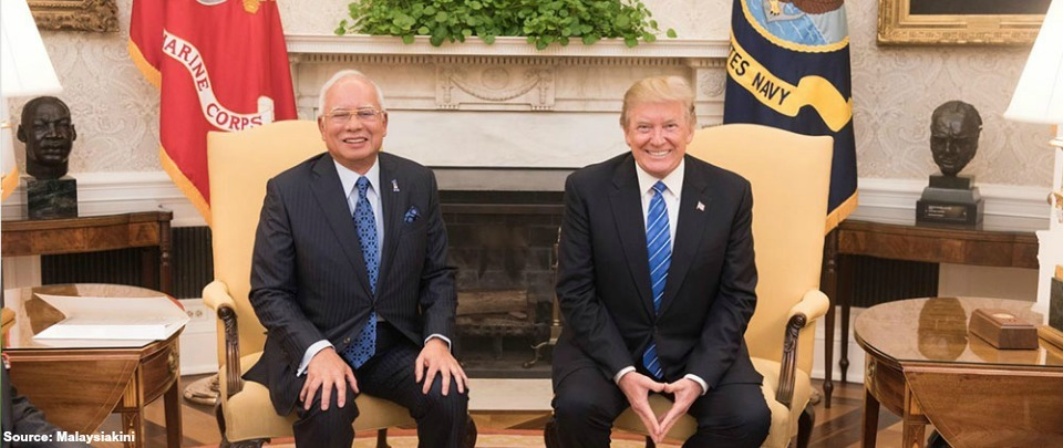 The Dollars and Sense of Najib's US Trip