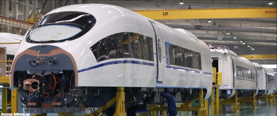 High Speed Rail Costs Skyrocket From Initial Plan