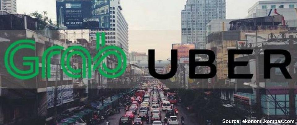 Uber Grab(s) Headlines