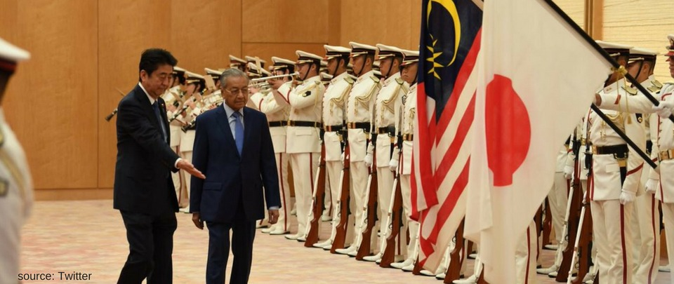 Mahathir to Japan: Yen Me a Helping Hand