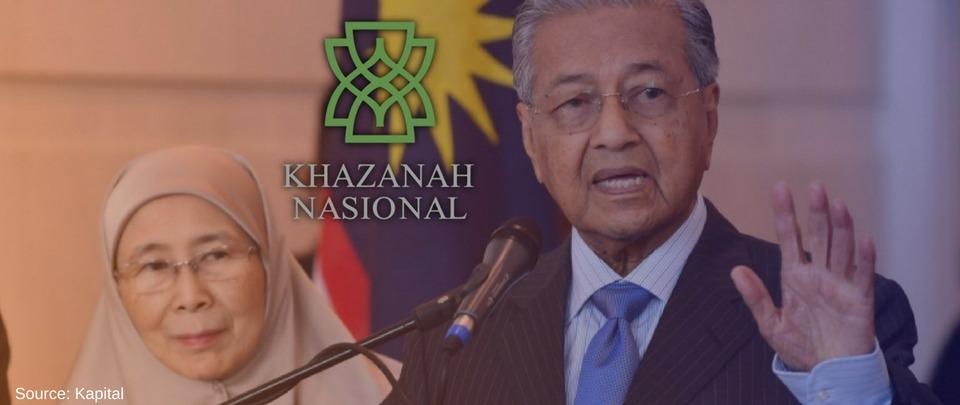 Khazanah Board Resignation Offer Puts Ball Firmly in Mahathir's Court