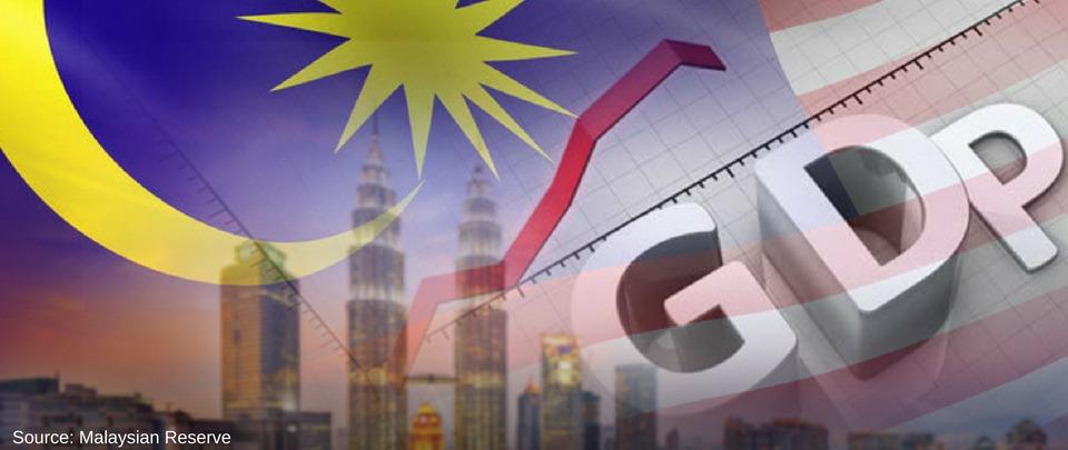 2Q GDP: Below Five Malaysia?