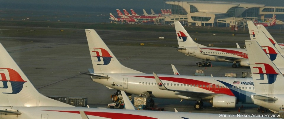 Fuel Surcharge Lands On MAS Tickets