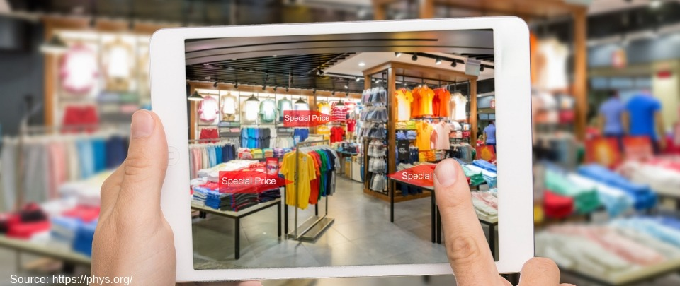 The Future Of Retail: Shopping With Big Data?