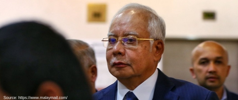 Najib Denies Chinese Bailout Claims