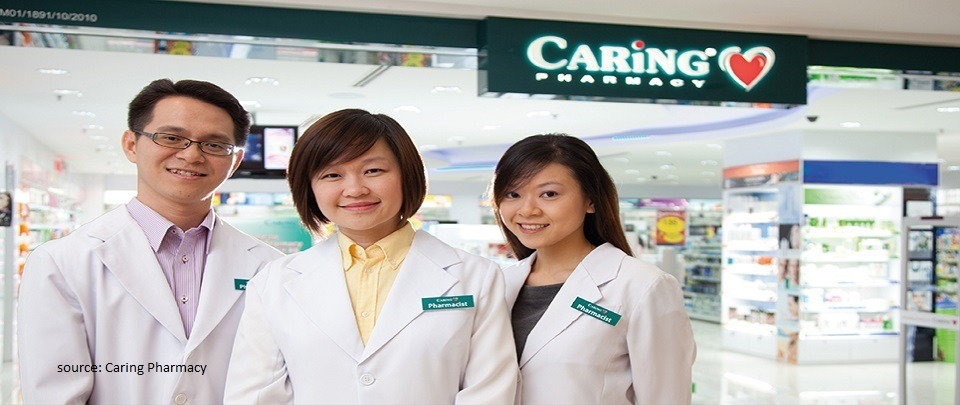 Caring Pharmacy Attracts Interest
