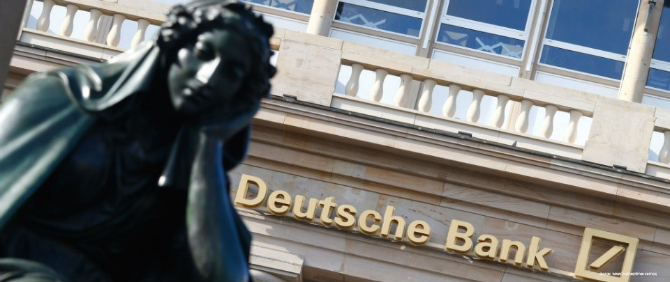 Bad Bank is Good for Deutsche Bank