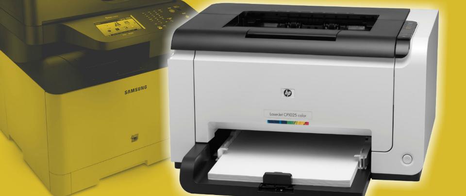 HP Putting Samsung Printers in Their Pack-ard