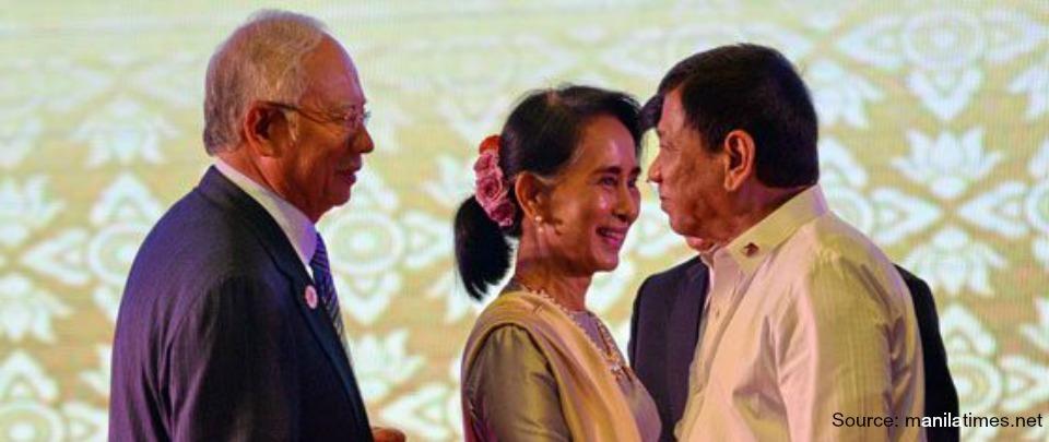 Welcome to Malaysia, Mr. Duterte
