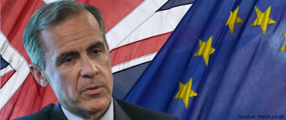 Mark-ing The end of Carney's tenure