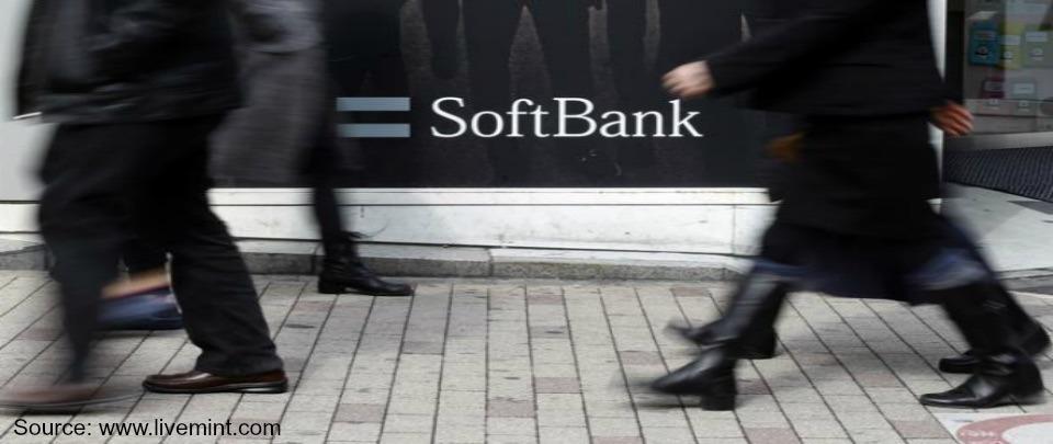 Softbank Strong-ARMs Tech Giant