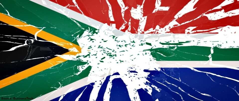 South Africa is Junk Again