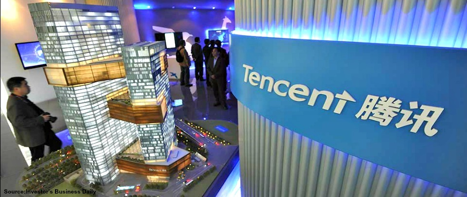 Tencent's Billions: All Fun and Games