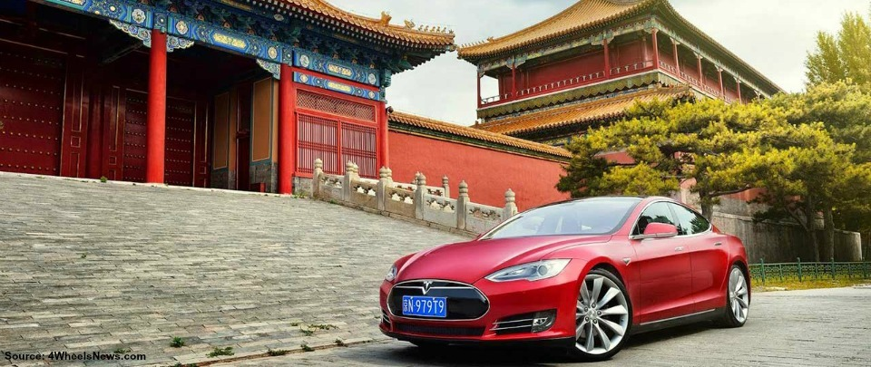 Tesla Makes Inroads into China's Auto Market