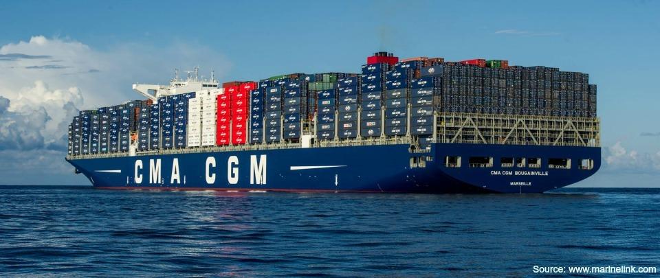 CMA CGM Sets Sail For Singapore