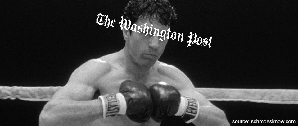 The Washington Post: Comeback Kid