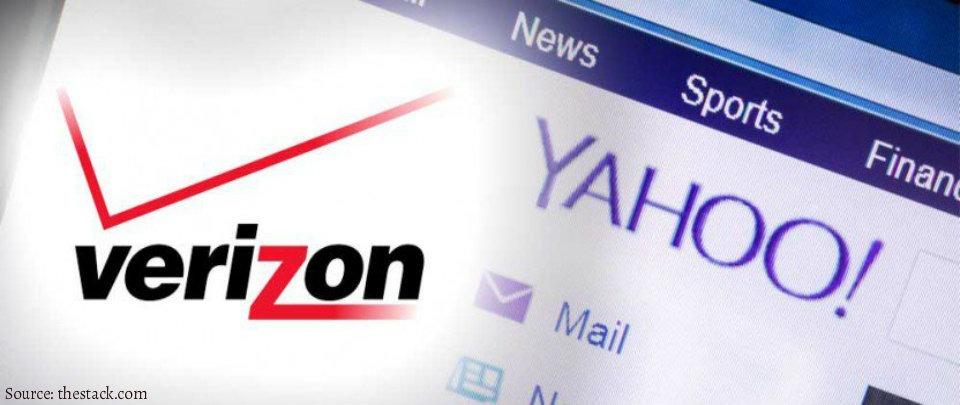 Verizon saying Yahoo to Yahoo?