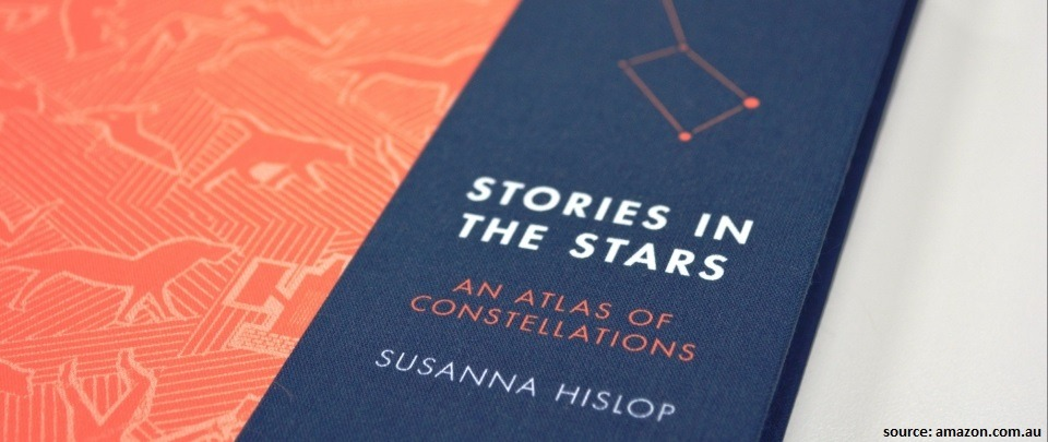 Bookmark: The Stories in the Stars