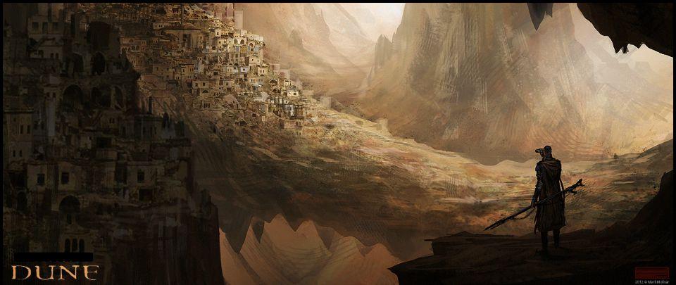 Dune of Words