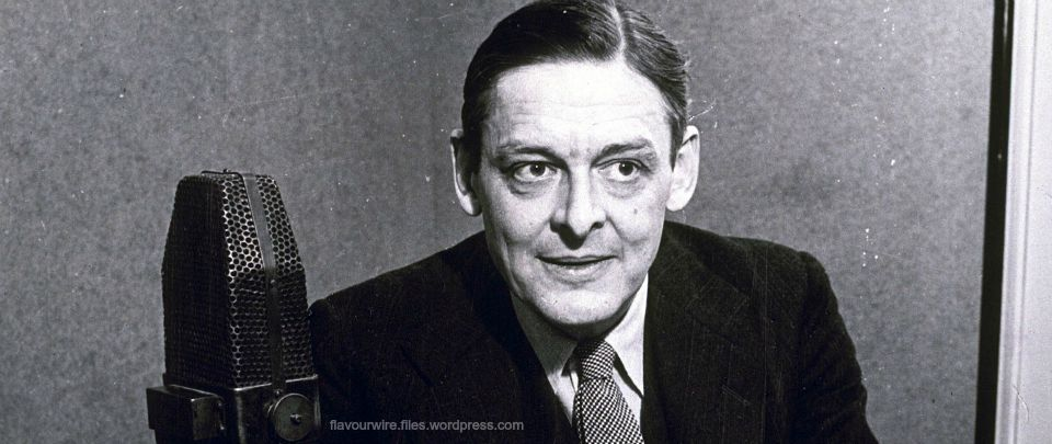 The Wasteland of T S Eliot