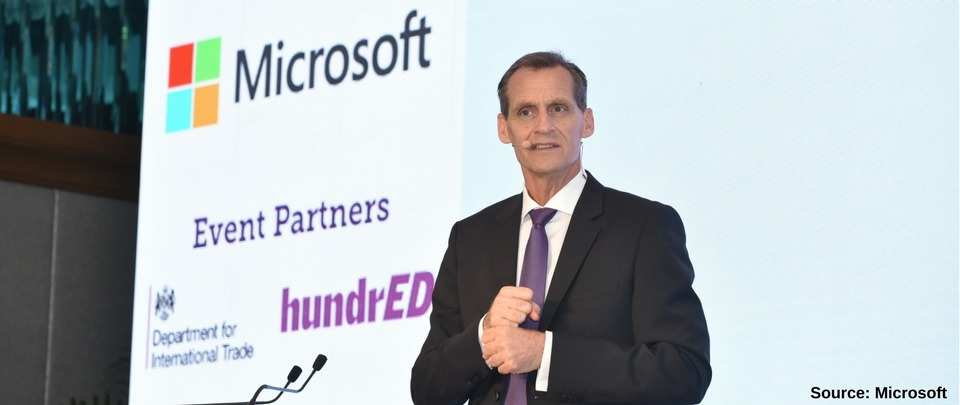 "Microsoft Open the ""Gates"" to Education"