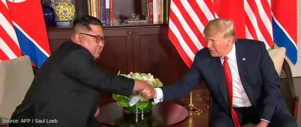 Trump-Kim Summit - Singapore Showdown