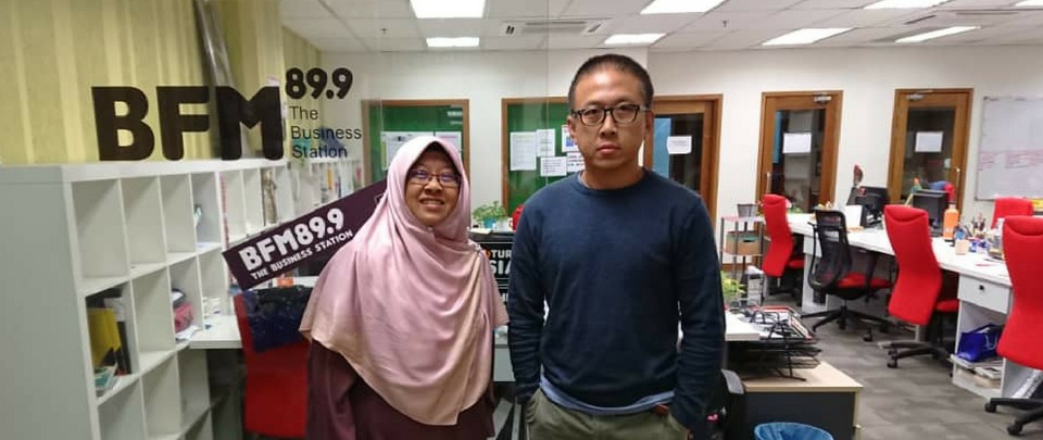 In Selangor, Homes for the Needy