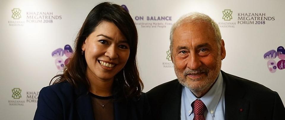 Joseph Stiglitz on Our New Discontents