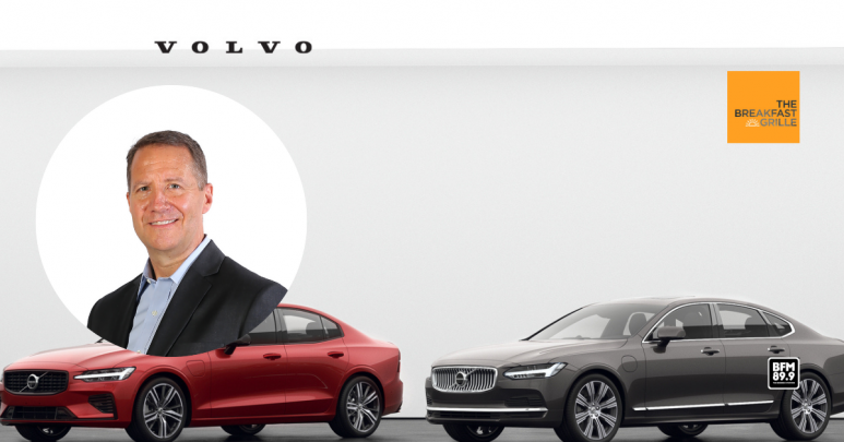 Electrification Is The Future For Volvo