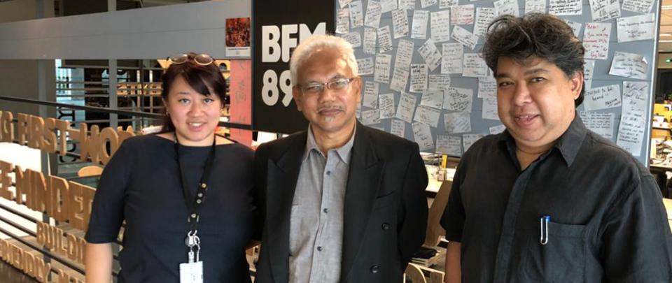 Reframing Malaysian Politics