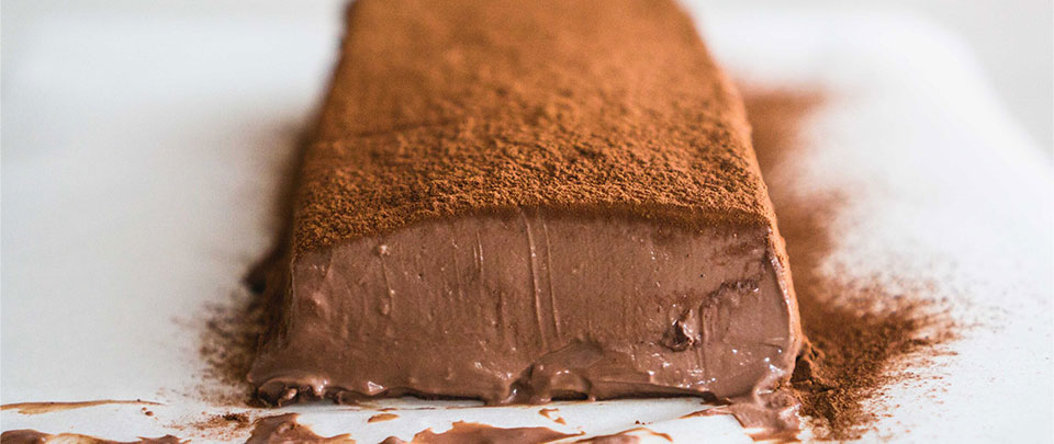 EP61: Quarantine Cooking: Chocolate Mousse Loaf