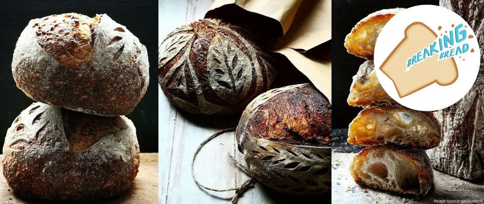 Ep7: Sourdough Breads