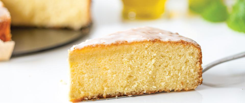 Ep112: In the Kitchen: Olive Oil Cake