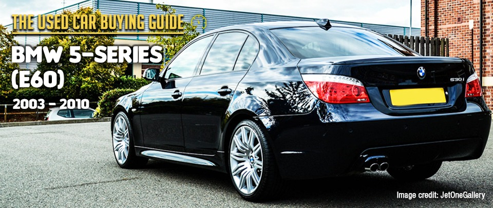 The E60 BMW 5-Series Is Seriously Affordable