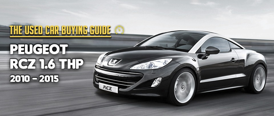 Used Car Buying Guide: Peugeot RCZ