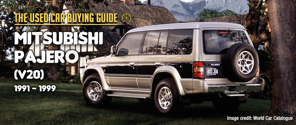 The Mitsubishi Pajero Was Better Than You Think