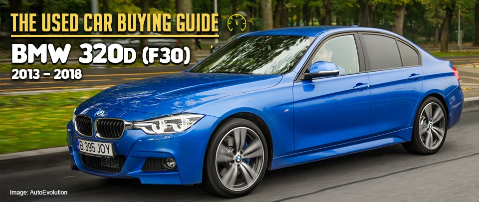 Used Car Buying Guide: BMW 320d (F30)